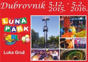 Lunapark Čarli facebook post Dubrovnik